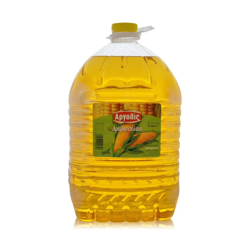 Ηλιέλαιο Αργολίς δοχείο ΠΕΤ 10lt