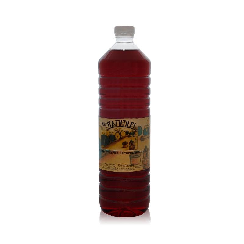 Οίνος Ερυθρός Κοκκινέλι ΠΕΤ 1,5lt