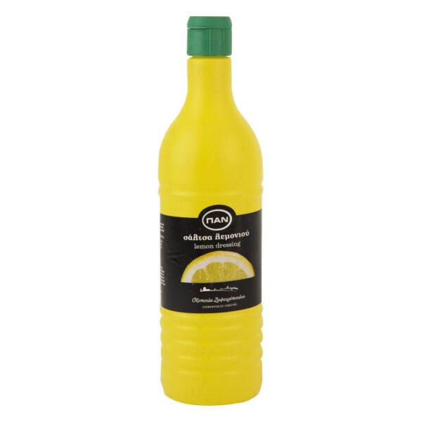Lemon Dressing ΠΑΝ - πλαστική φιάλη 340ml